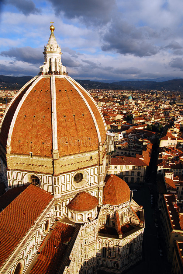 Free Duomo In Florence Italy Royalty Free Stock Photo - 4096125