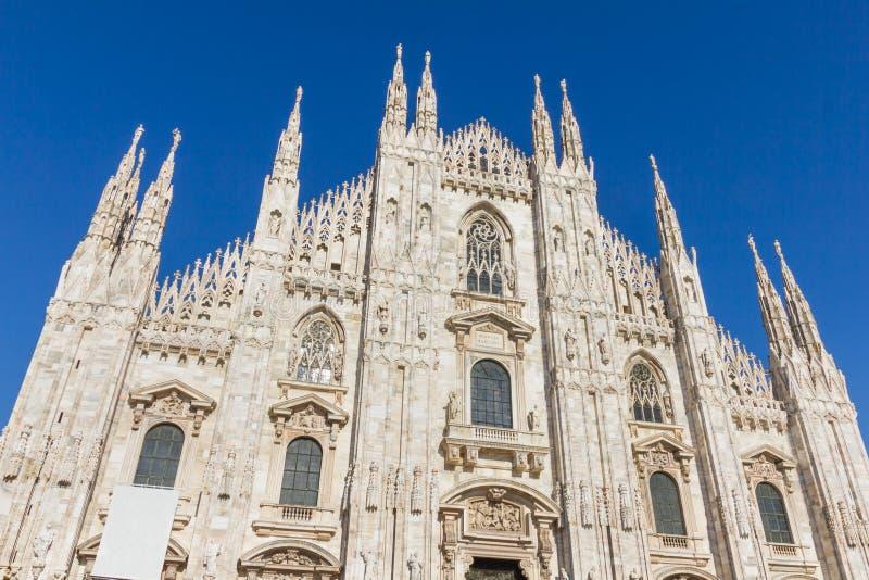 Download Duomo italy milan fotografering för bildbyråer. Bild av gotiskt - 78728319