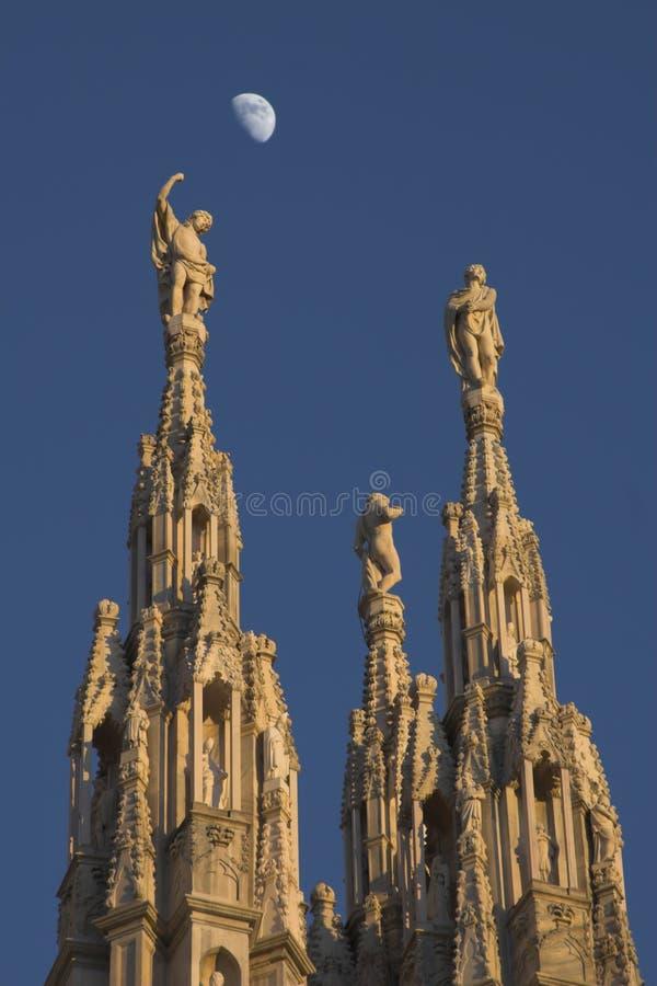 duomo Milan obrazy royalty free
