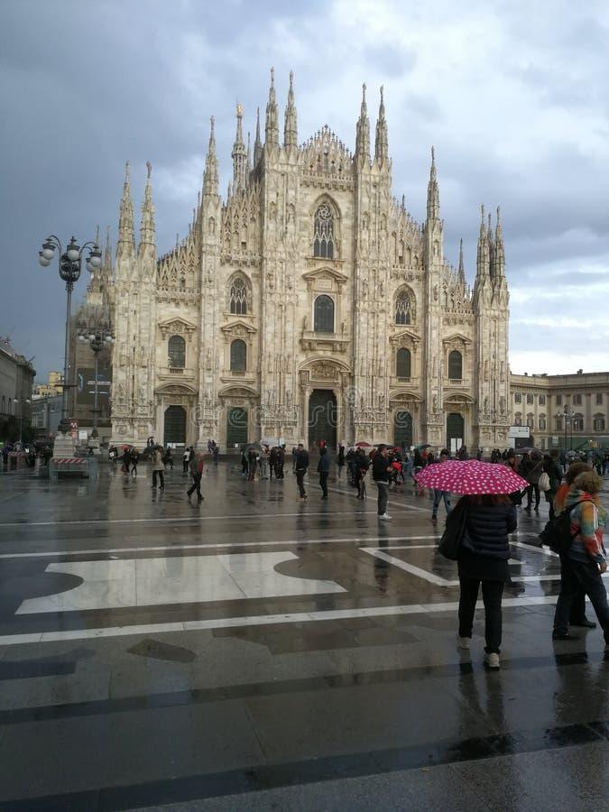 Milano royalty free stock image