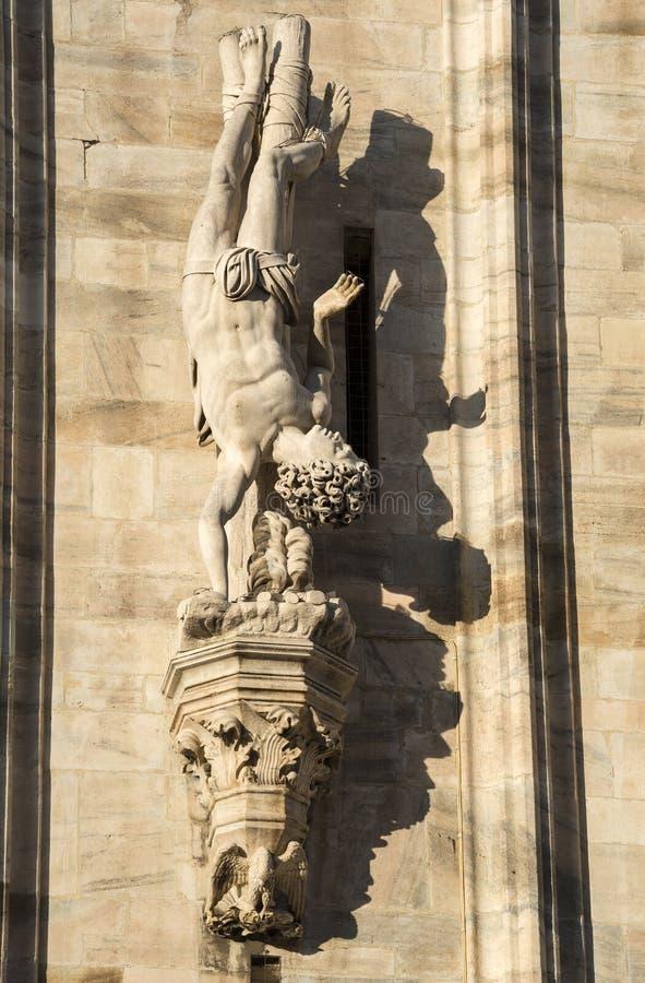 Download Duomo Of Milan, Statue Stock Photography - Image: 29170712