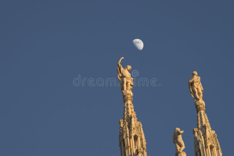 Duomo Milano fotografía de archivo libre de regalías