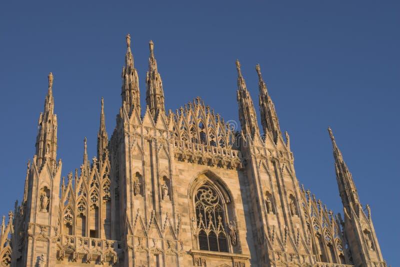 Duomo Milano fotografía de archivo