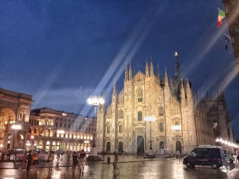 Duomo Milano imágenes de archivo libres de regalías