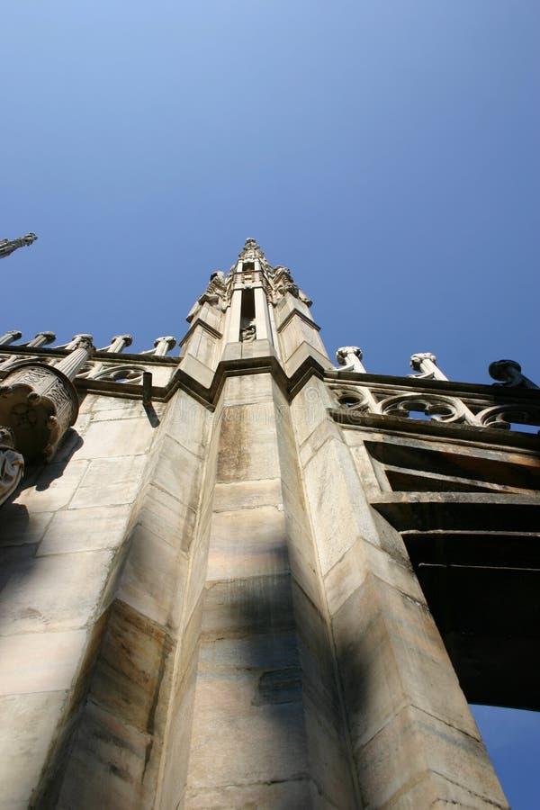 Duomo, Milano imagenes de archivo