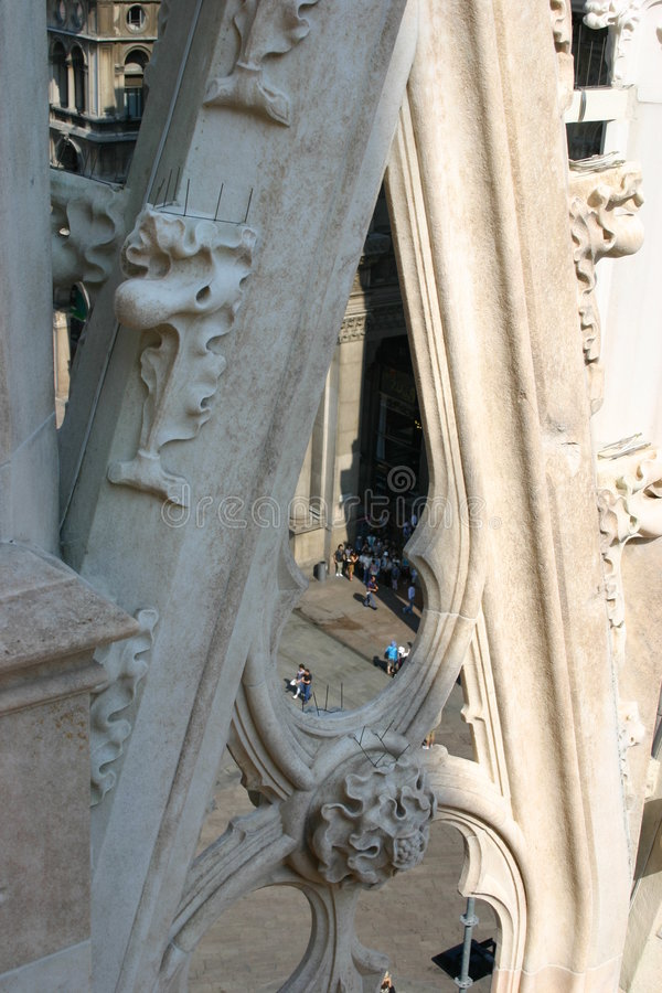 Duomo, Milano imagen de archivo libre de regalías