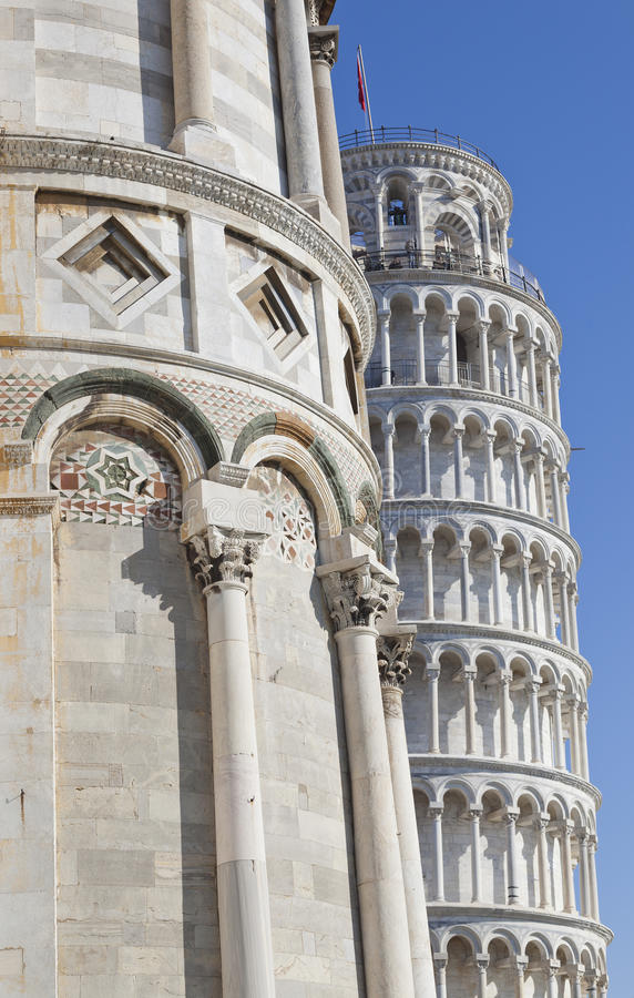 Download Duomo of Pisa. stock image. Image of geometrical, florence - 28940633