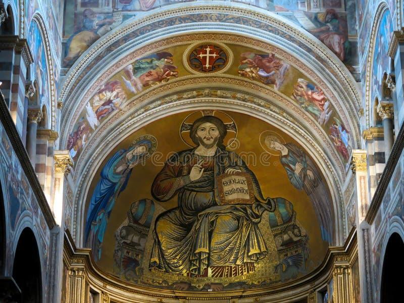 Duomo, Pisa royalty-vrije stock afbeelding