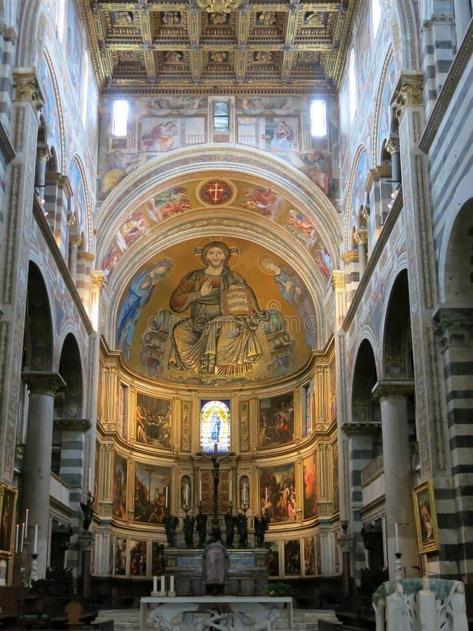 Duomo, Pisa foto de archivo libre de regalías