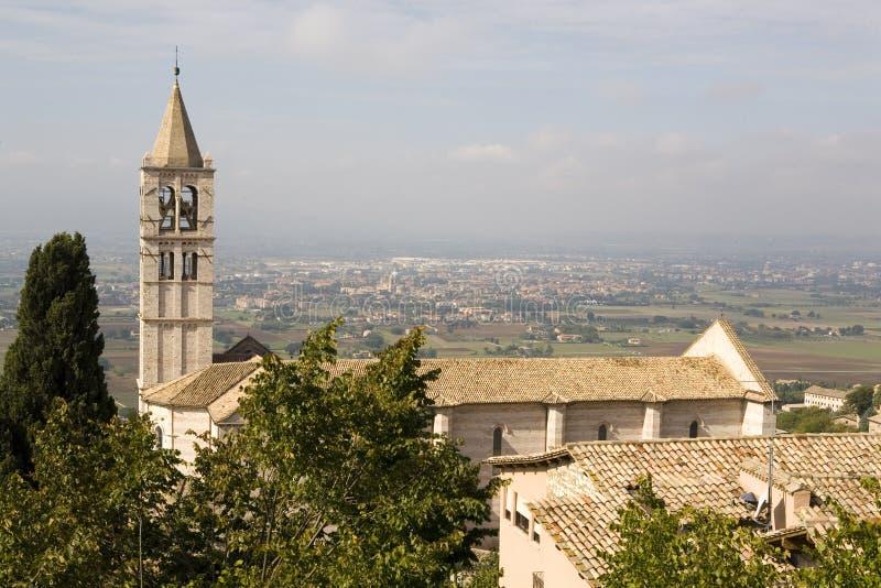 Duomo San Rufino lizenzfreie stockfotos