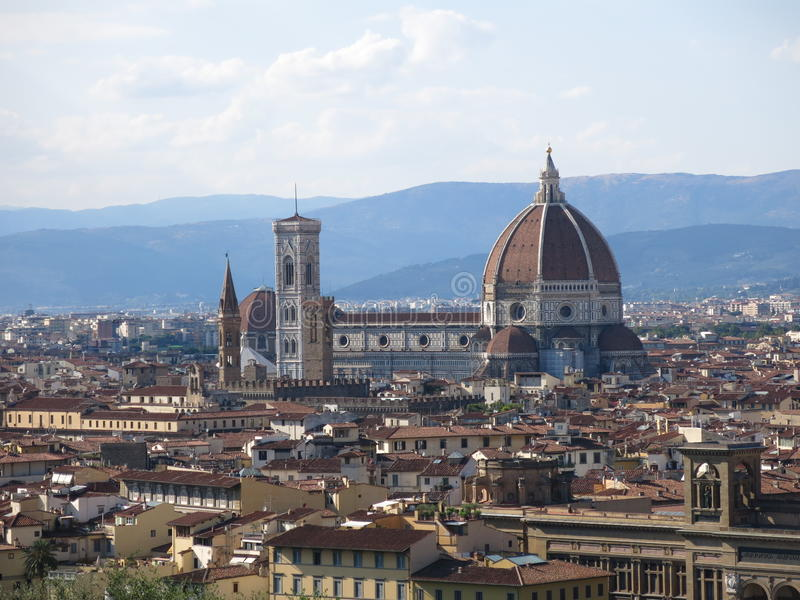 Duomo Santa Maria стоковое фото
