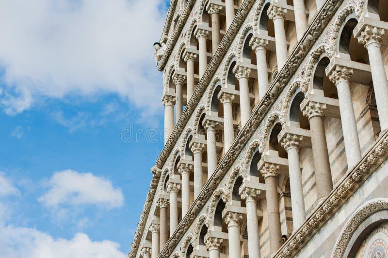 Duomo Santa Maria Assunta royalty free stock images