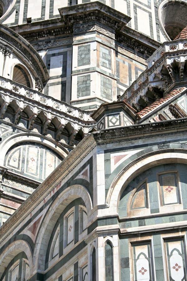 Duomo Santa Maria del Fiore - Firenze fotografia stock libera da diritti
