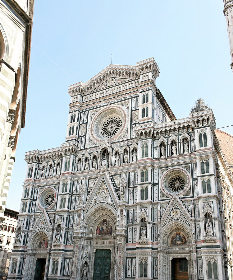 Download Duomo Santa Maria Del Fiore - Florence Stock Photo - Image: 1005986