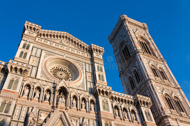 Duomo and Tower of Firenze
