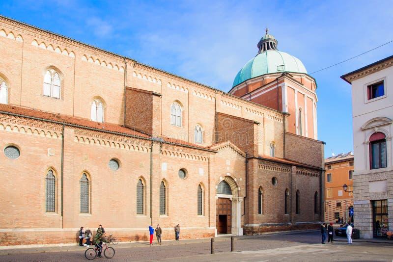 Duomo, Vicenza lizenzfreies stockbild