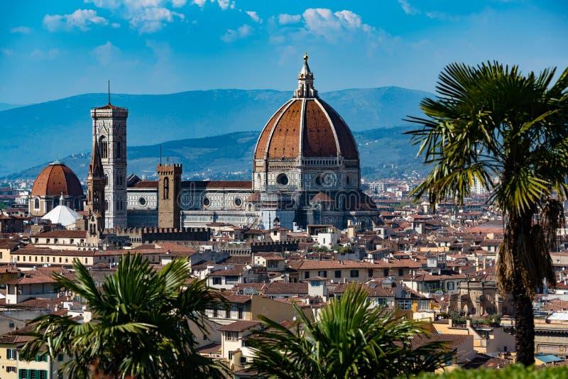 Duomo w Florencja, Włochy fotografia stock