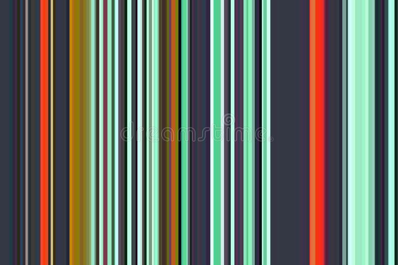 Duotone halftone minimalism colorful seamless stripes pattern. Abstract illustration background. Stylish modern trend colors. vector illustration
