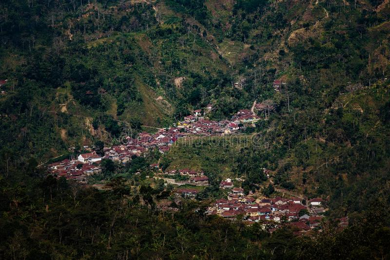 Duplak村庄kudus印度尼西亚 免版税库存图片