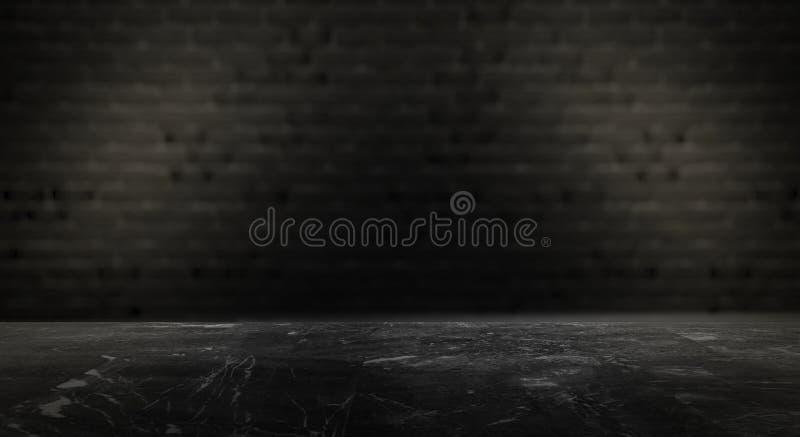 Duplique mágico, la adivinación y el cumplimiento de deseos Pared de ladrillo con humo grueso, foto de archivo