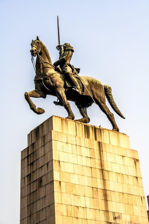 Duque de Caxias Памятник стоковые изображения rf