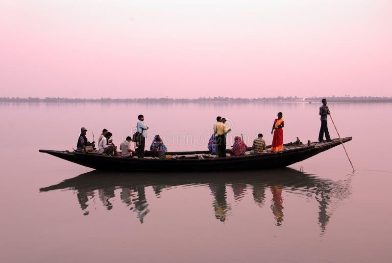 Durée indienne de village photos libres de droits