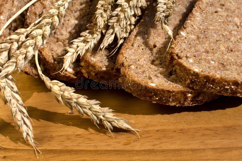Durée toujours avec du pain image libre de droits