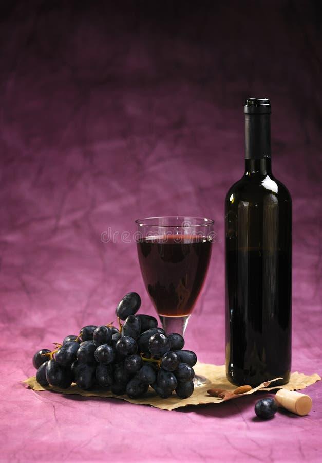Durée toujours avec la vigne photos stock