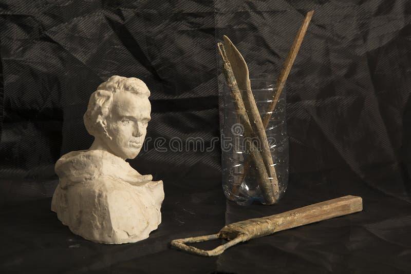 Durée toujours 1 outils du sculpteur photo stock
