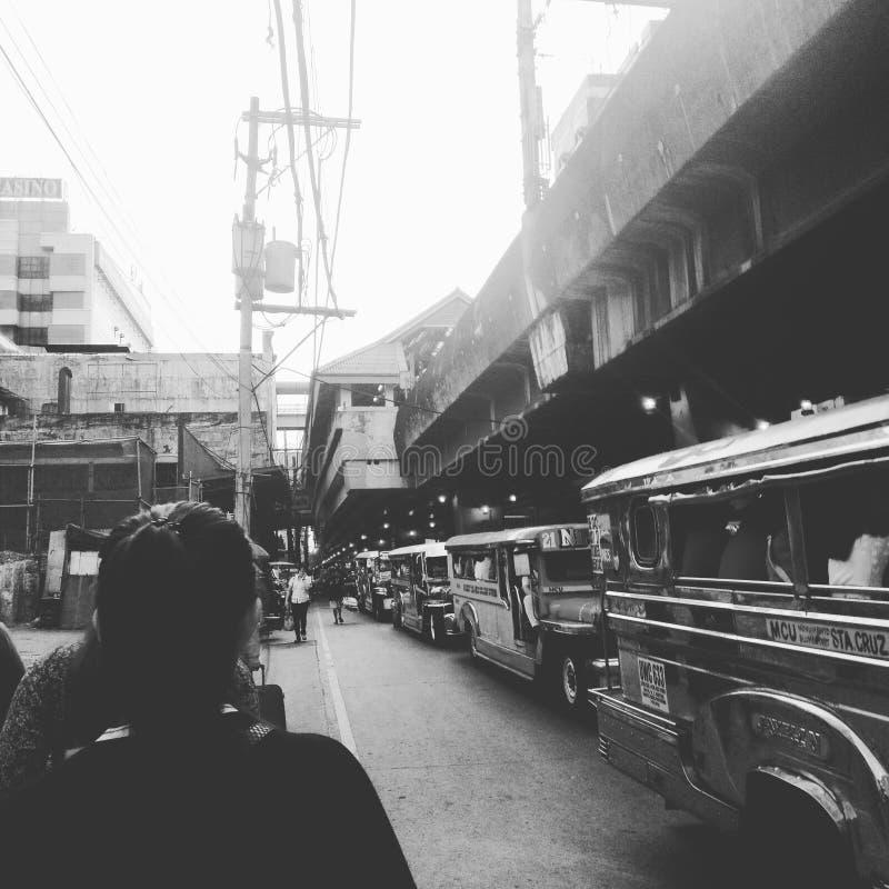 Durée urbaine photographie stock