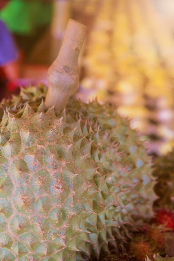 Durainfruit royalty-vrije stock afbeeldingen
