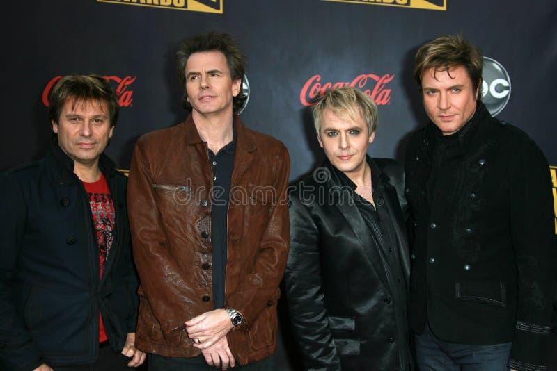 Duran Duran stock image