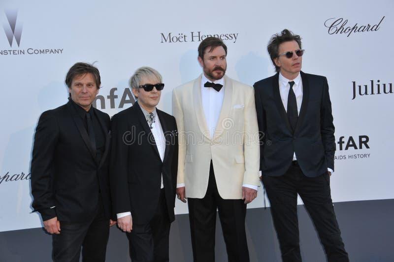 Duran Duran royalty-vrije stock fotografie
