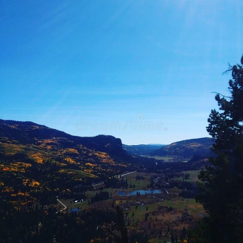 Durango Colorado fotografia stock libera da diritti