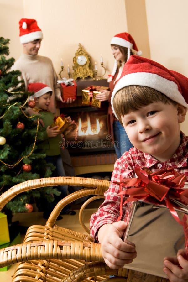 Durante cristmas imágenes de archivo libres de regalías