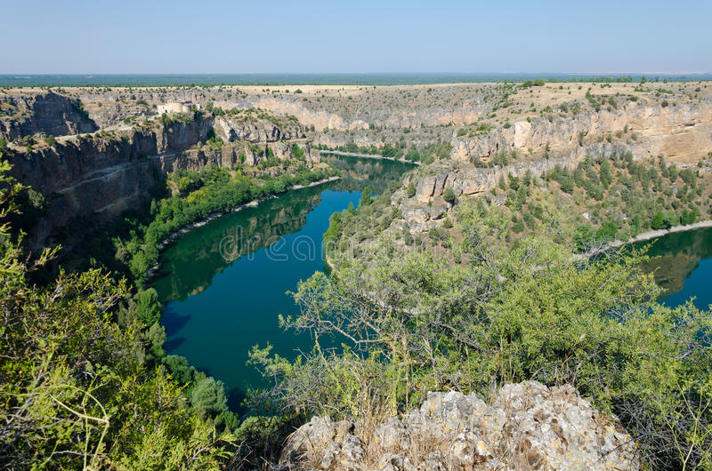 Download Duraton River Gorges stock image. Image of church, natural - 32482833
