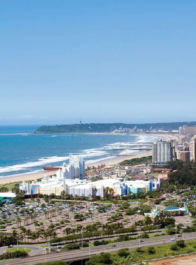 Download Durban brzegowy widok zdjęcie stock. Obraz złożonej z biały - 13339528