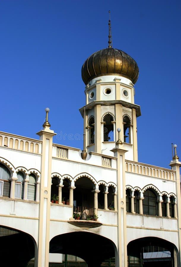 Durban-Moschee, Kwazulu Natal Südafrika lizenzfreies stockfoto