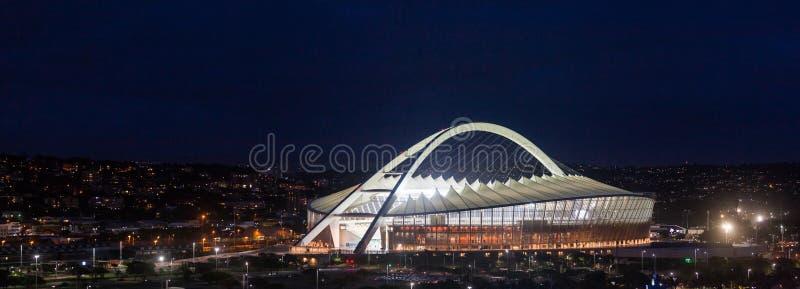 Durban Moses Mabhida Stadium imagens de stock