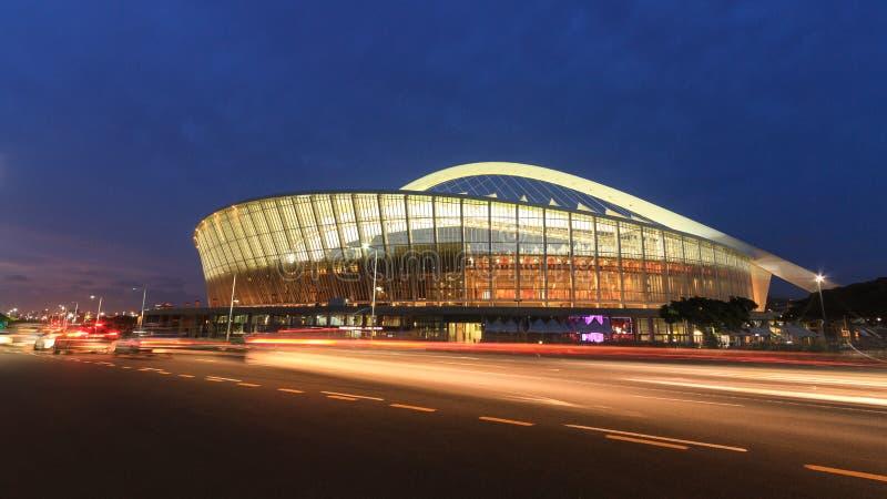 Durban Moses Mabhida Stadium fotos de archivo