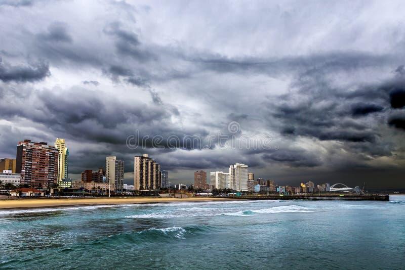 Durban, Südafrika stockbilder