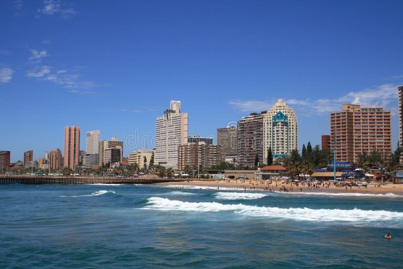Durban, Suráfrica foto de archivo
