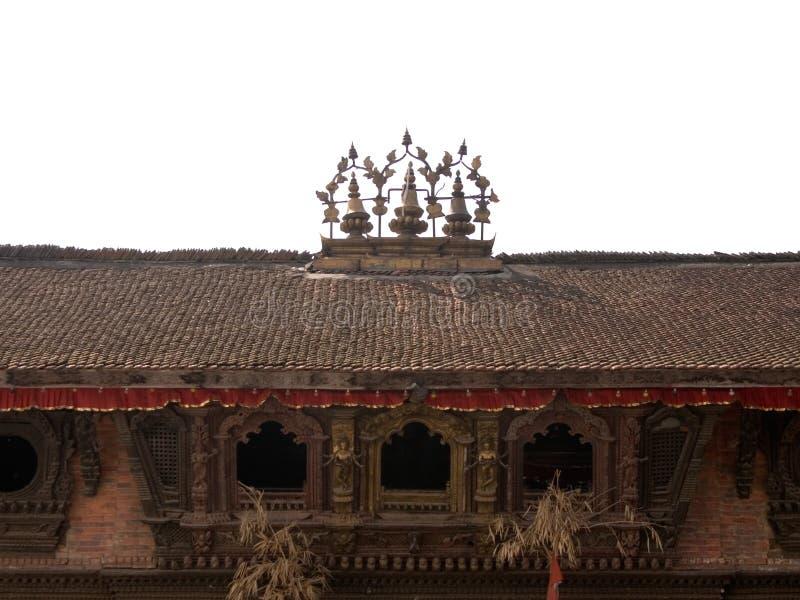 durbar Nepalu Katmandu square fotografia stock