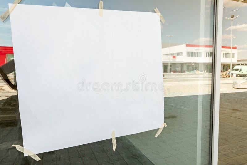 Durchführung des wirklichen Projektes, Weißbuch stockbilder