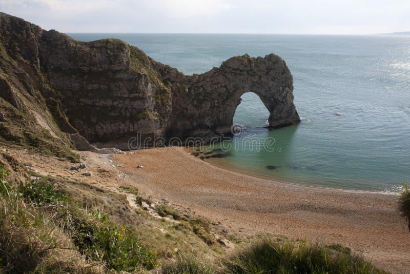 Durdle Door, Dorset royalty free stock images
