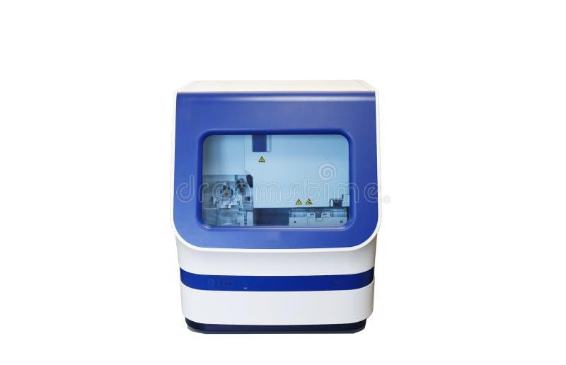 Dure medische apparatuur voor diagnostiek en onderzoek stock fotografie