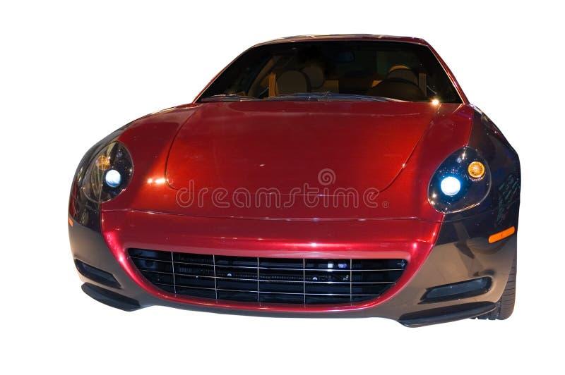 Dure Sportwagen royalty-vrije stock foto's