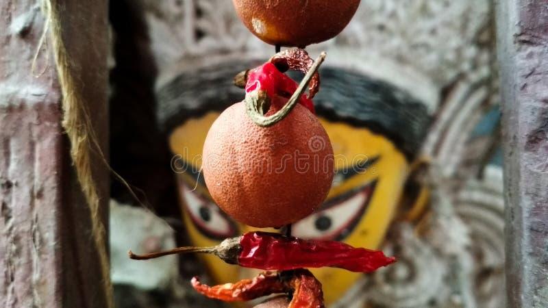 Durga stock fotografie
