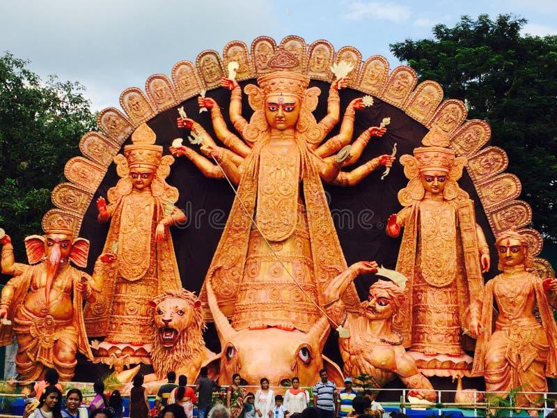Durga στοκ εικόνα