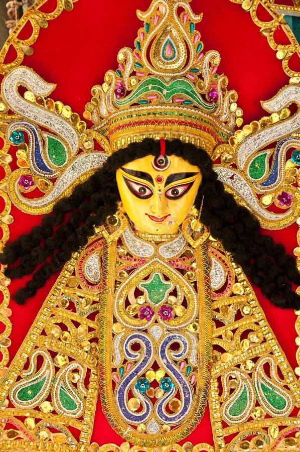 Download Durga goddess stock photo. Image of goddess, colour, line - 16431864
